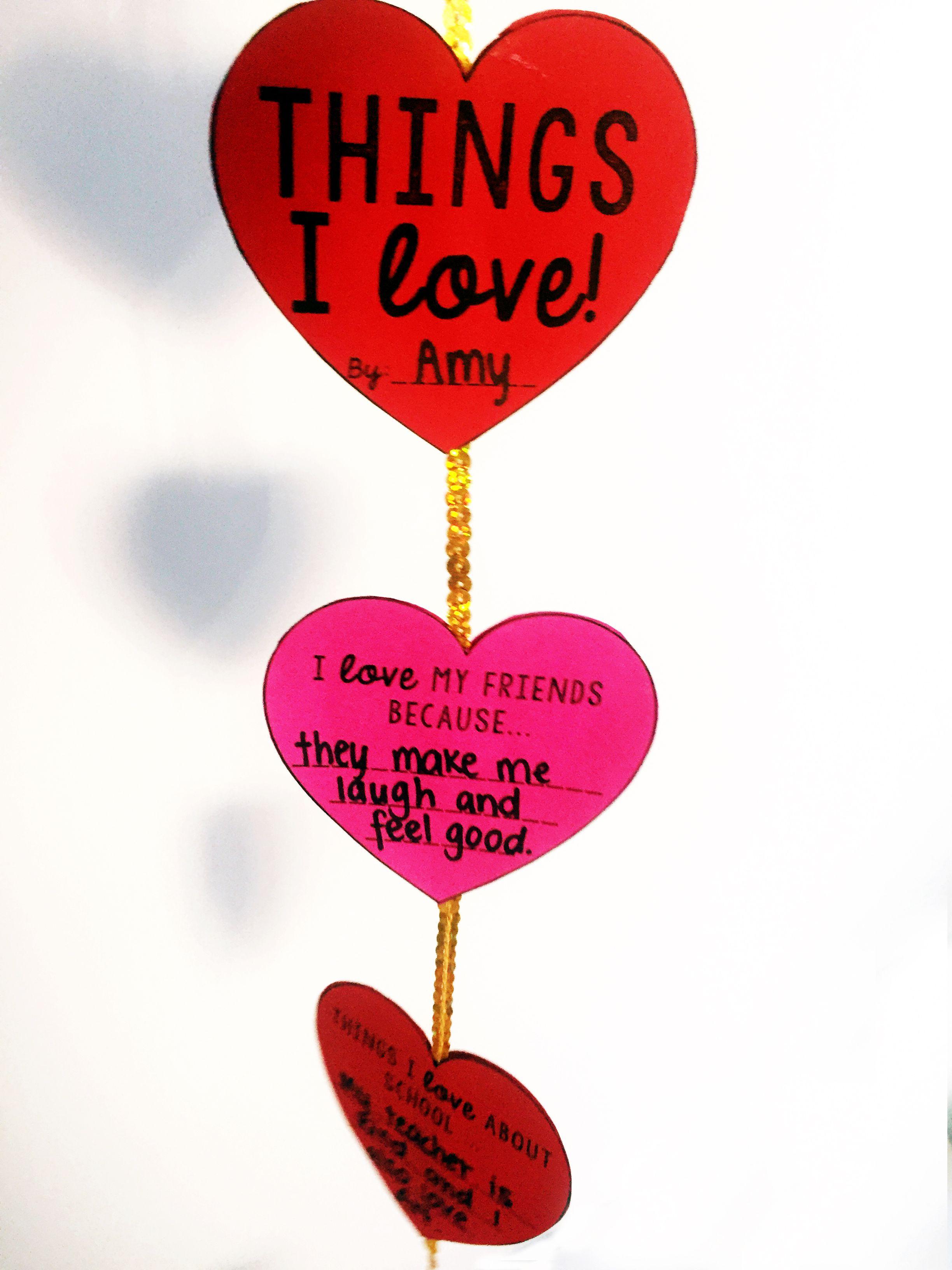 Valentine S Day Mobile In
