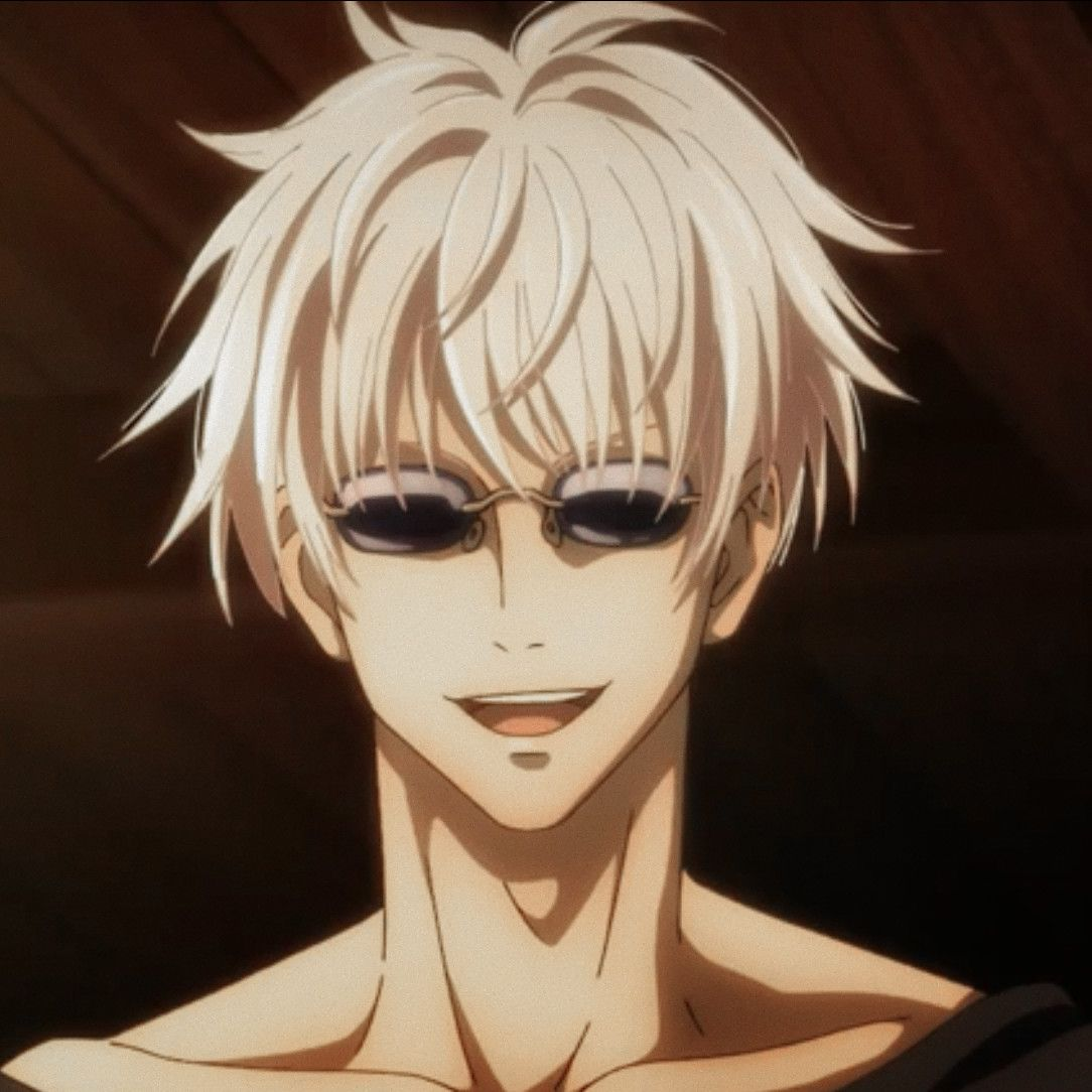 Satoru Gojo Anime Anime Icons Anime Magi