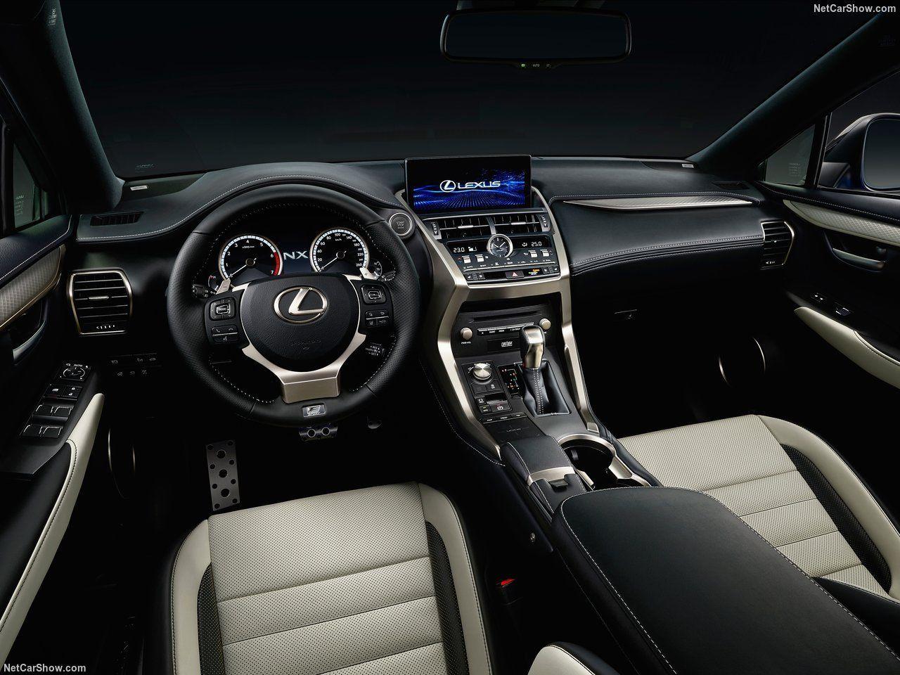 2018 Lexus Nx Lexus Suv Lexus Lexus Interior