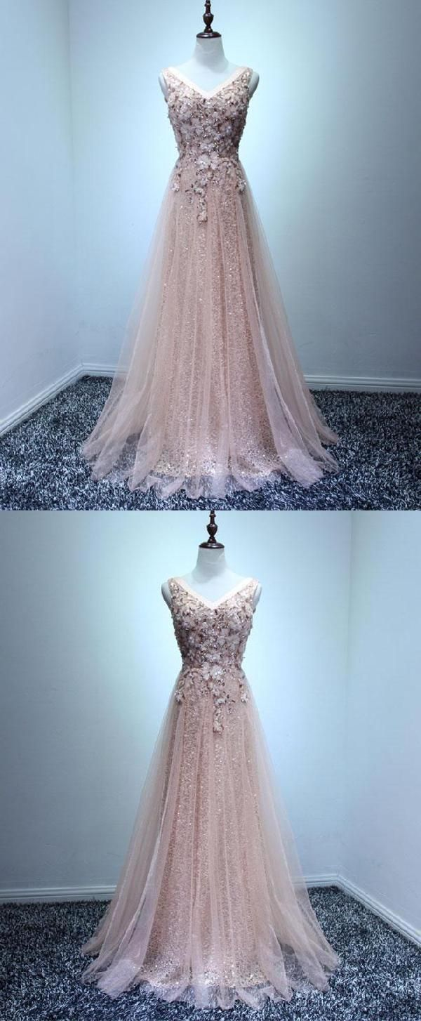 Light pink prom dresses prom dresses long prom dresses pink