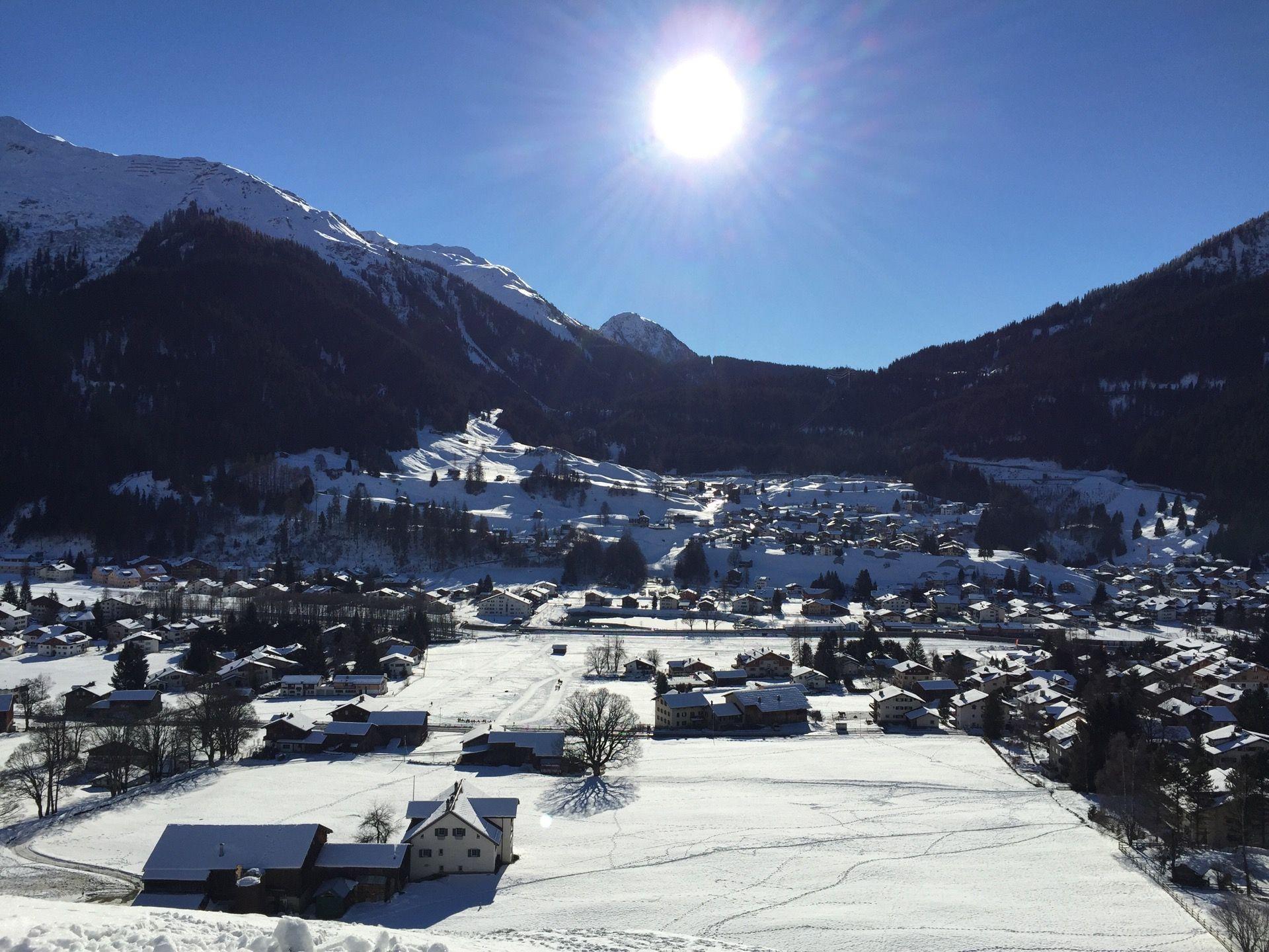Klosters i Graubünden
