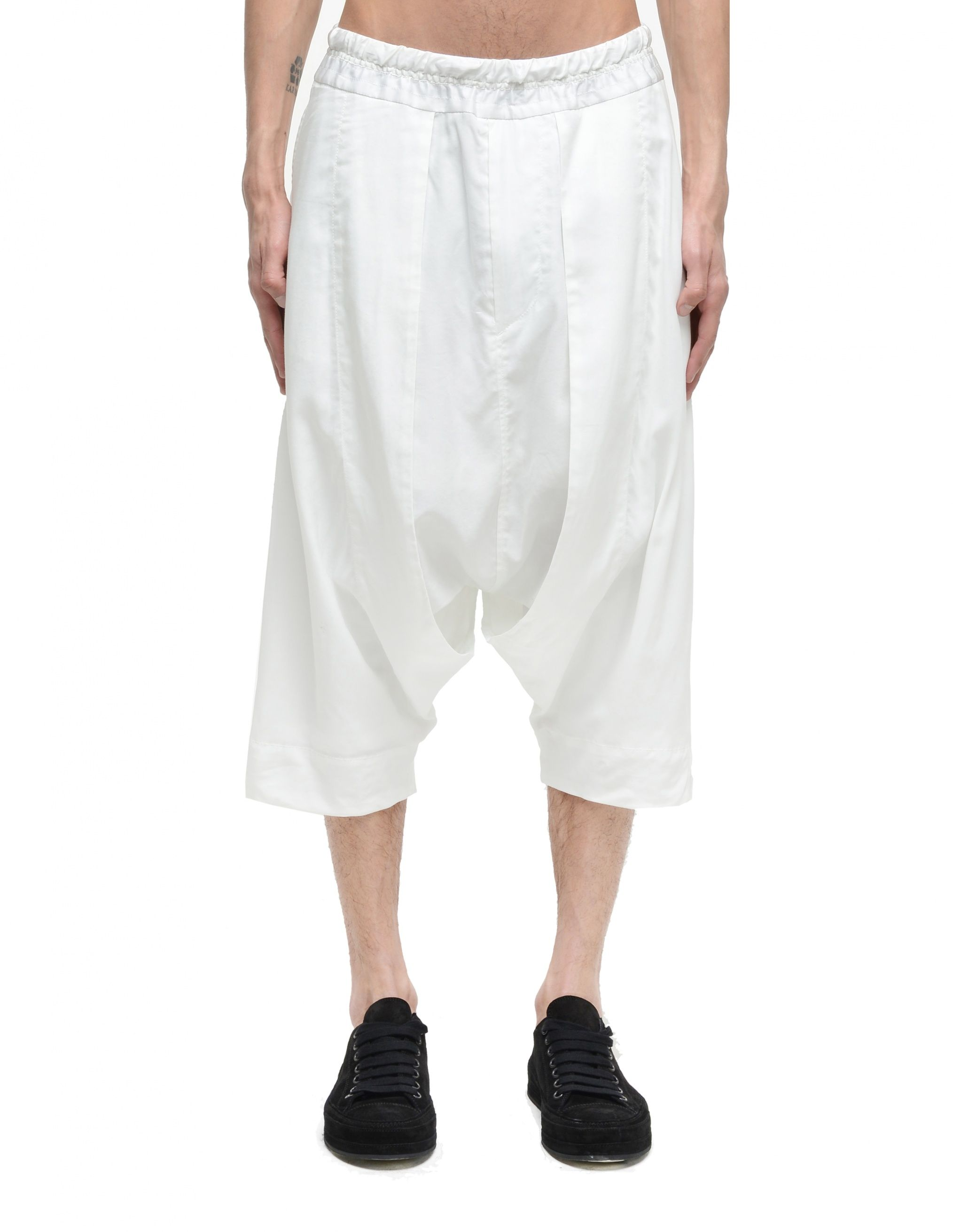 Cotton and rayon shorts Julius - buy