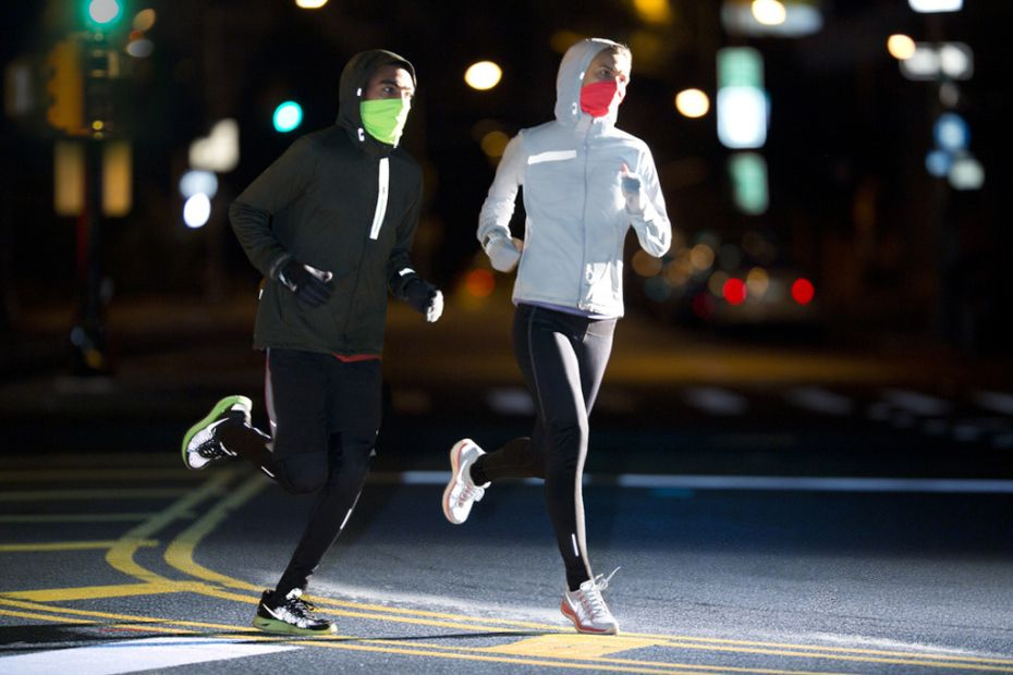 What to wear in winter running