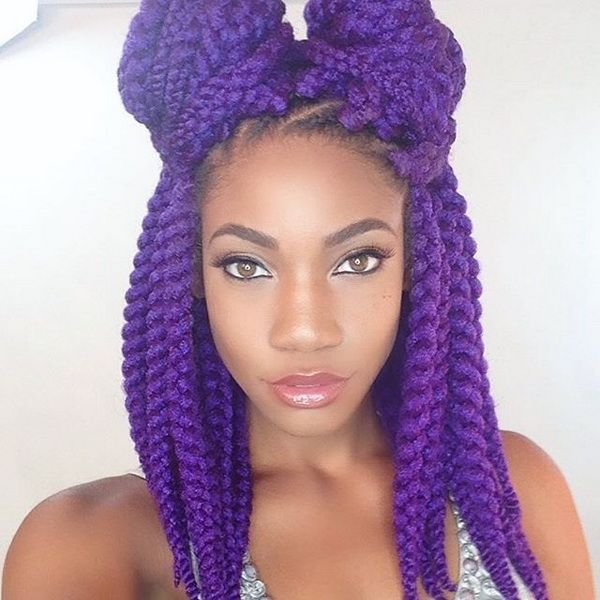 Natural hair Color u0026 Style Trends for Summer 2016 | Dark Colors and Dark skin