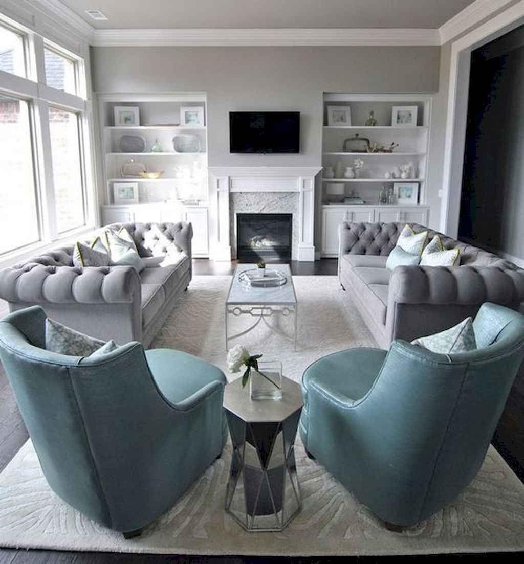Nice 50+ Cozy Farmhouse Living Room Decor Ideas source ...