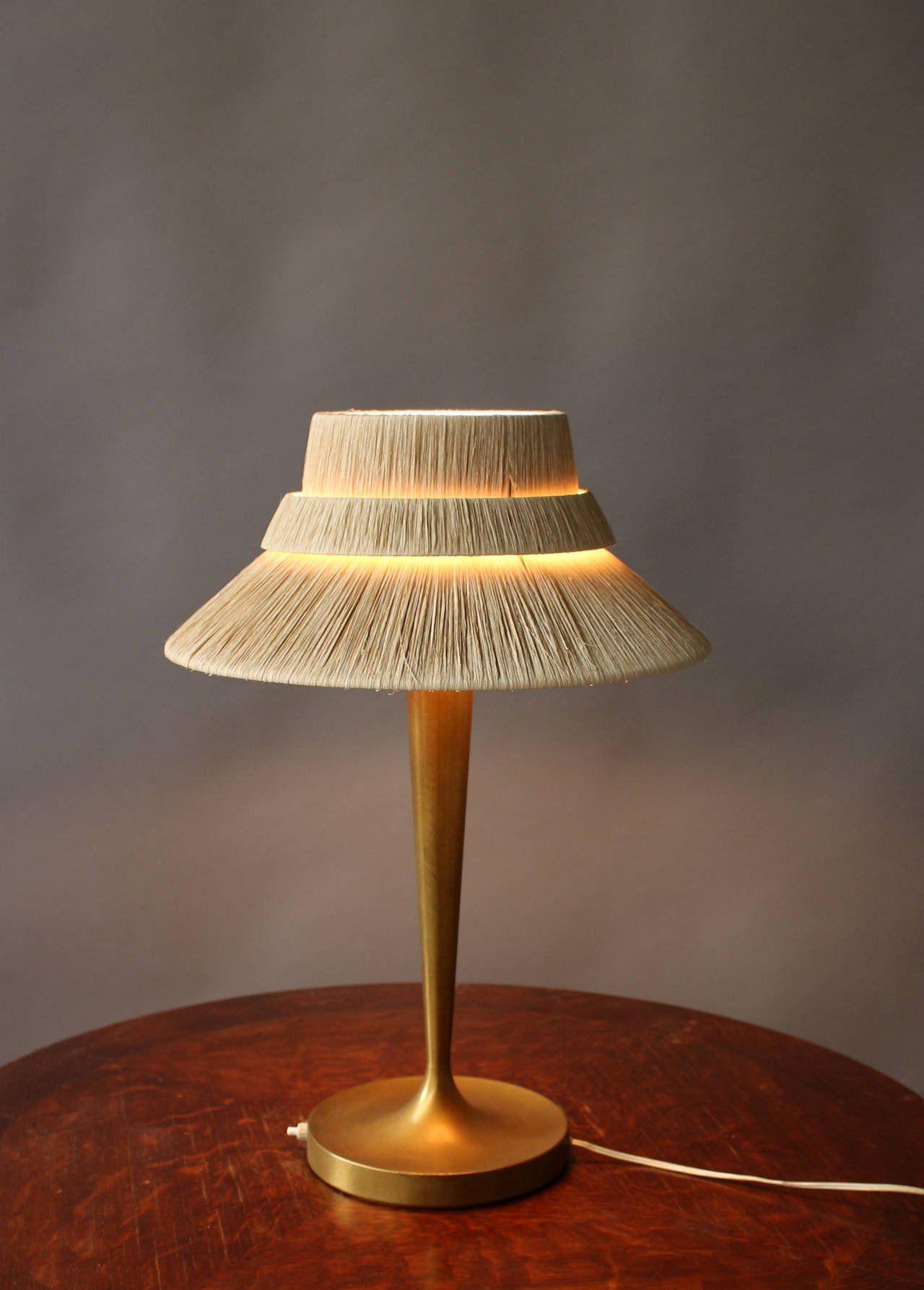 desk lamp 1940s art deco brass mahogany opaline glass Vintage antique floor
