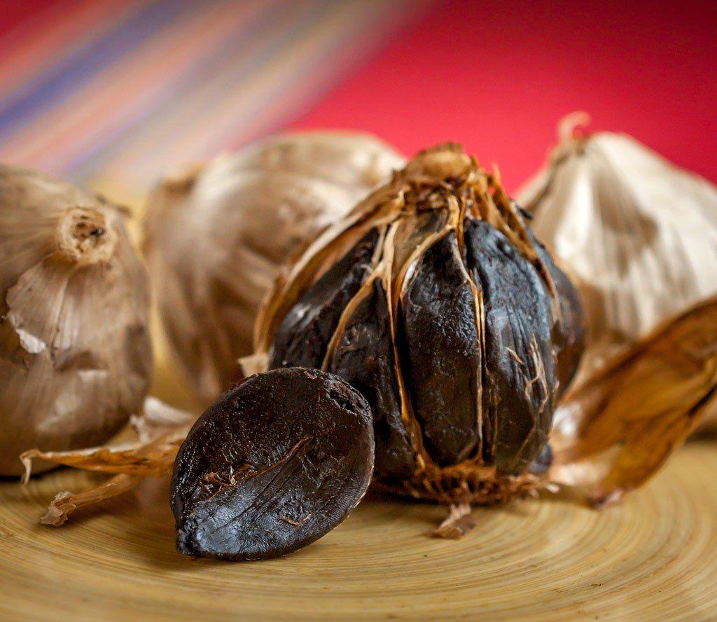 korean black garlic health benefits