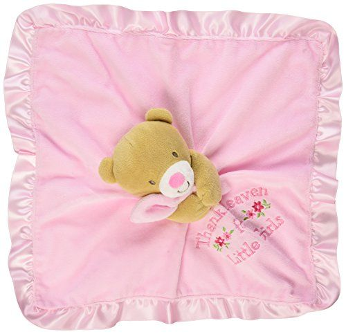 Baby Comforter Blanket Rattle Plush Toy Unicorn White Gold Soft Flannel Gift Tag