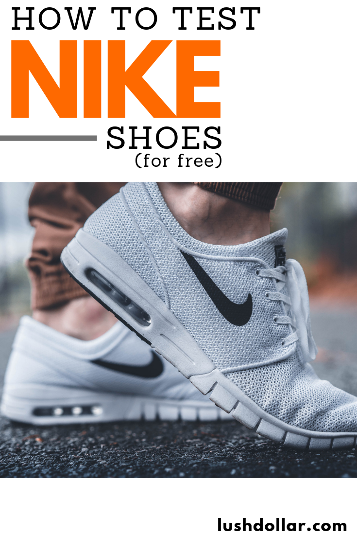 How To Get Nike To Send You Free Shoes