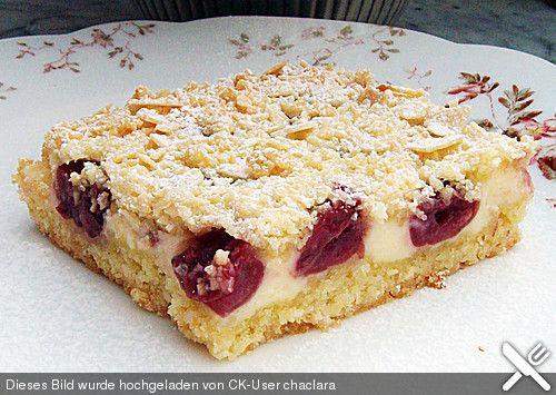 Apfel Streuselkuchen Mit Quark Vom Blech Kuchen Kuchen