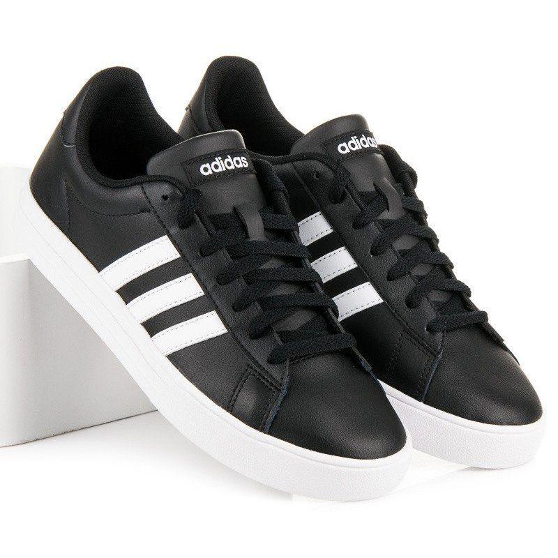 Sportowe Meskie Adidas Czarne Adidas Daily 2 0 Db0161 Adidas Sneakers Adidas Superstar Sneaker Sneakers