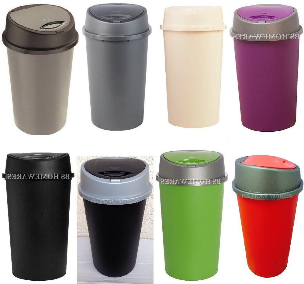 Touch Bin 45 Liter.Touch Top Bin 45 L Liter Rubbish Bin Dustbin Kitchen Bin Home