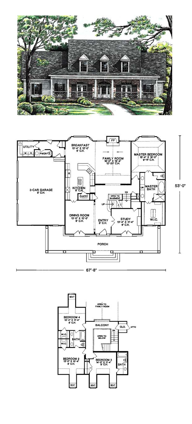 cape cod country house plan 99425 luxury houses door opener and