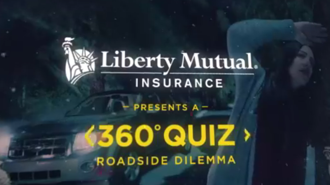 Liberty Mutual Tries Novel Filming Technique In This Choose Your