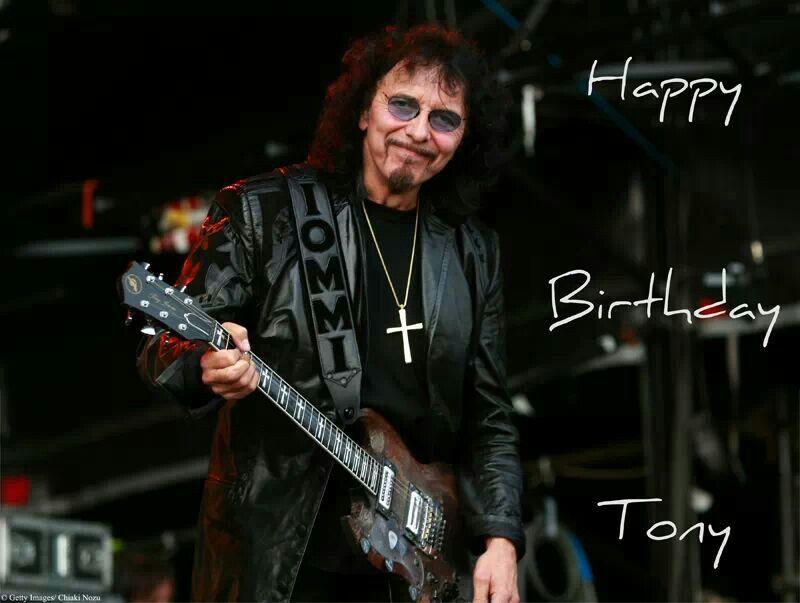 Happy Birthday ~~Tony ~~