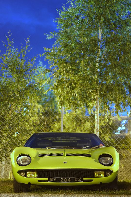 Lamborghini Miura S / Just a myth. | by Nino - www.thelittlespotters.fr