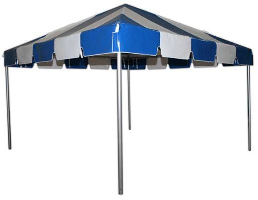 Standard 15x15 tent. Using standard commercial parts this tent has a 15ft span which  sc 1 st  Pinterest & Standard 15x15 tent. Using standard commercial parts this tent ...