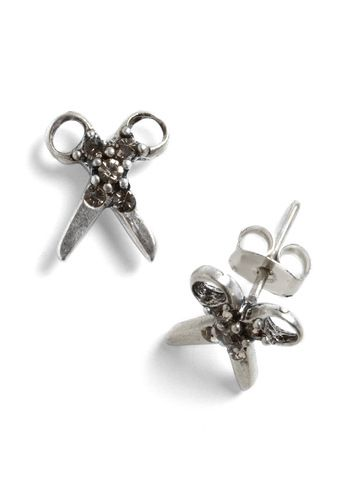 These earrings are perfect for an Art Teacher like me! :)