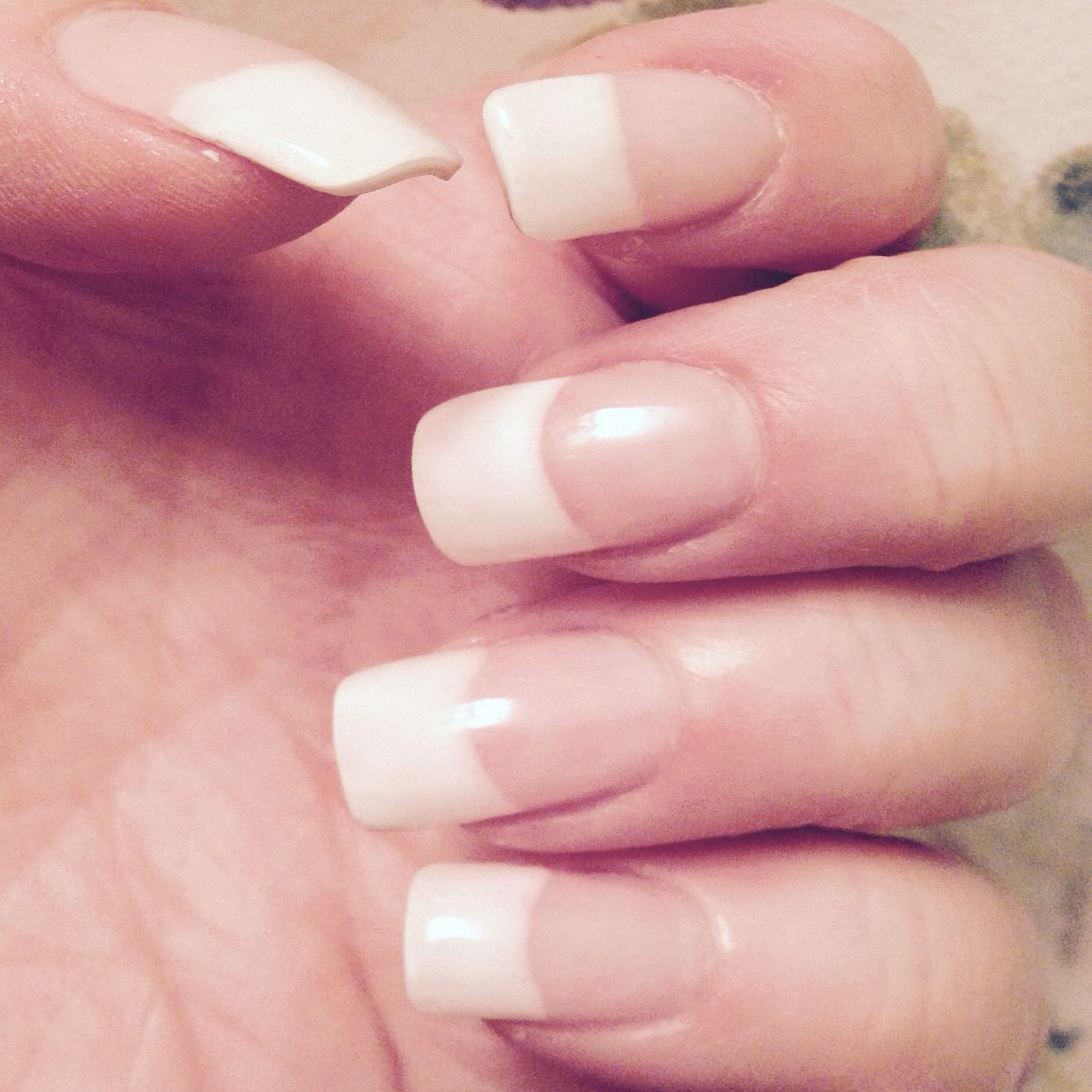 LCN pink & whites   Nails by Laura   Pinterest   Gift certificates ...