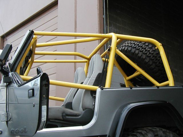 Jeep Yj Roll Cage Jeep Yj Willys Jeep Roll Cage