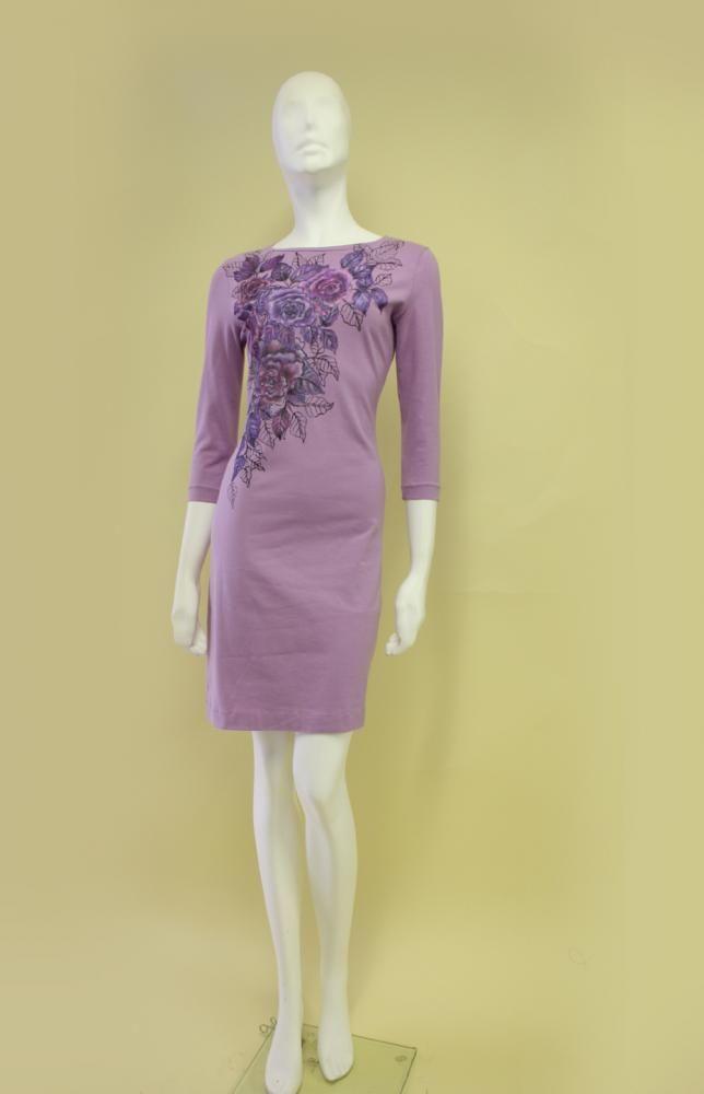 Šaty - Maľba na šaty... - 3367073