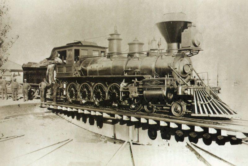Pin On Steam Locomotives