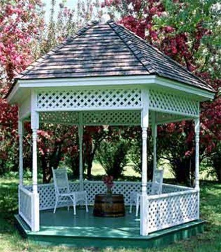 Diseños de palapas para decorar jardines Gazebo plans, Garden