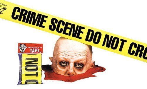 Crime Scene Tape Do Not Cross Morris Costumes $595 Toys  Games - halloween decorations at walmart