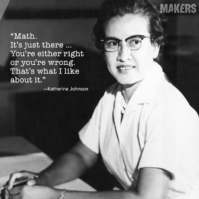 Science Hidden Facts: Katherine Johnson Is The @NASA Mathematician Who