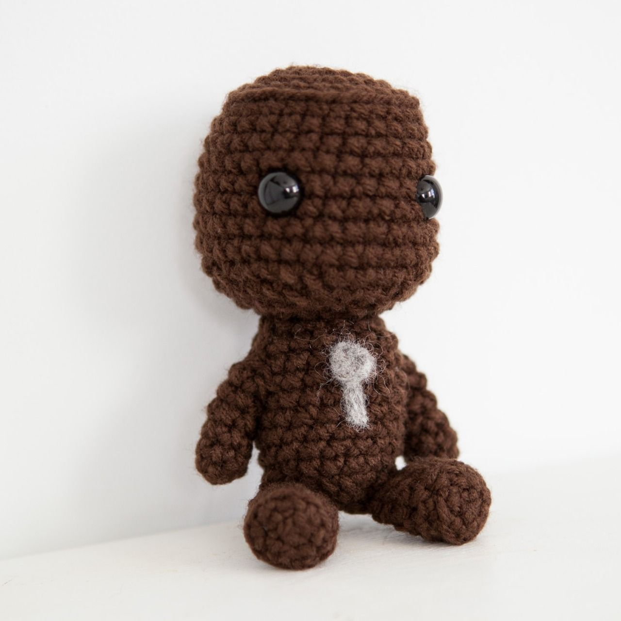 Amigurumi Crochet Sackboy, from Little Big Planet thebhivecreations ...
