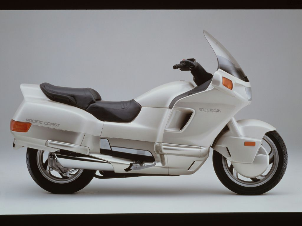 1989 Honda Pacific Coast Designed By The Automobile Design Division Same Folks That Accord