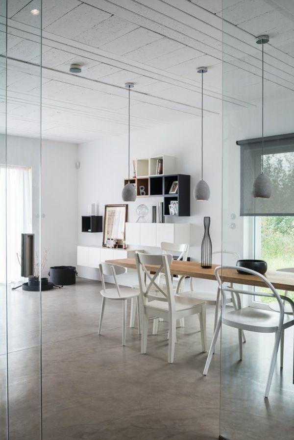 Esszimmerst hle design f r eine spannende und verspielte for Raumgestaltung und innenarchitektur