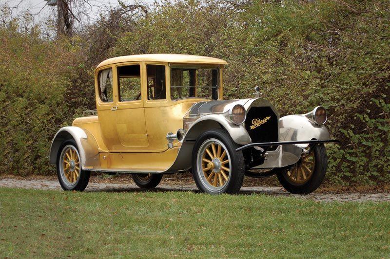 1918 Pierce Arrow Model 48 Three Passenger Coupe Pierce Arrow Motor Car Company Buffalo New York 1901 1938 Classic Cars Coupe Cars Vintage Cars