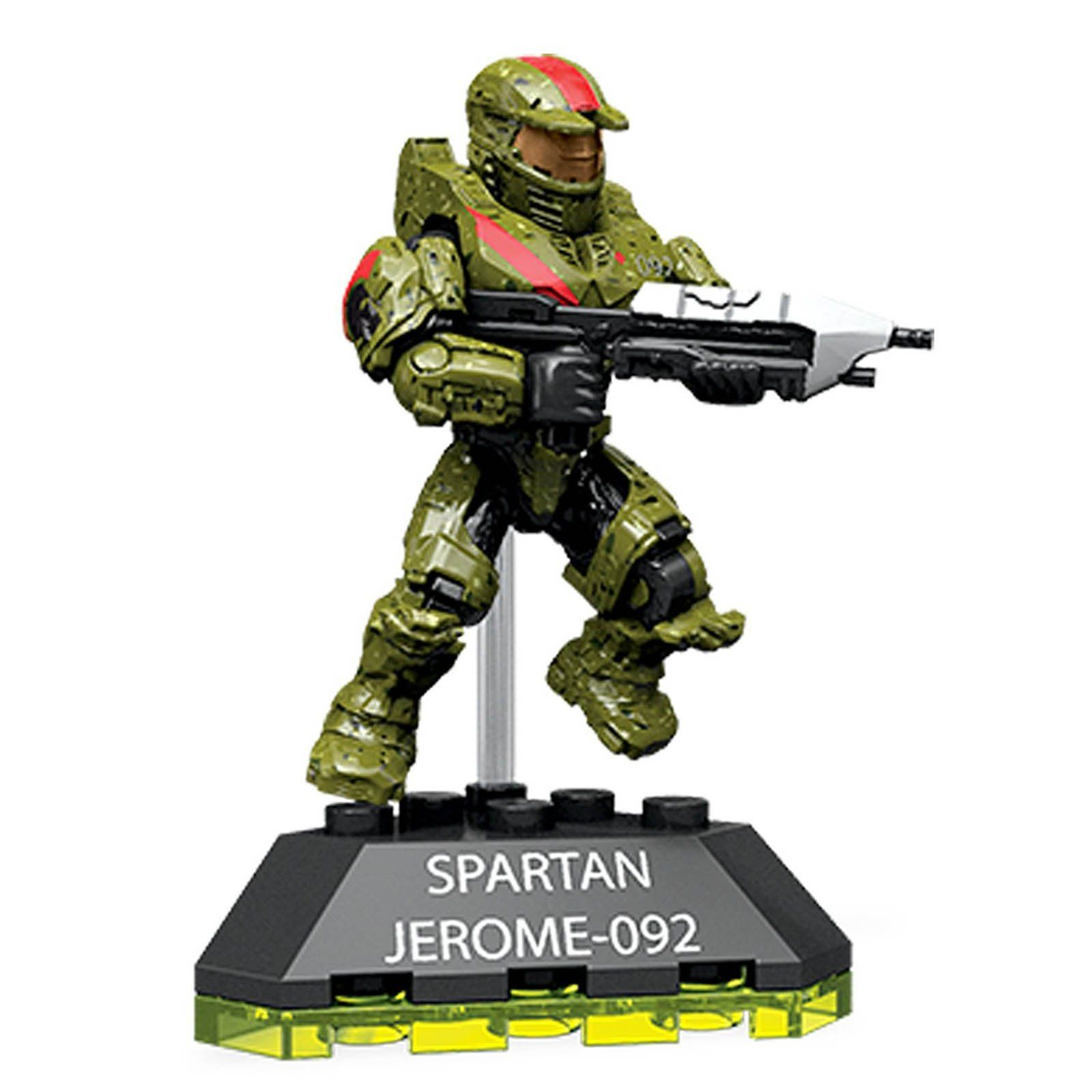 Mega Construx Halo Heroes Series 3 Spartan Jerome 092