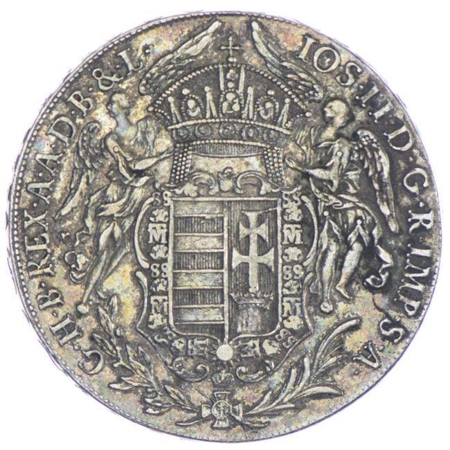 Madonnentaler 1782 B, Silber