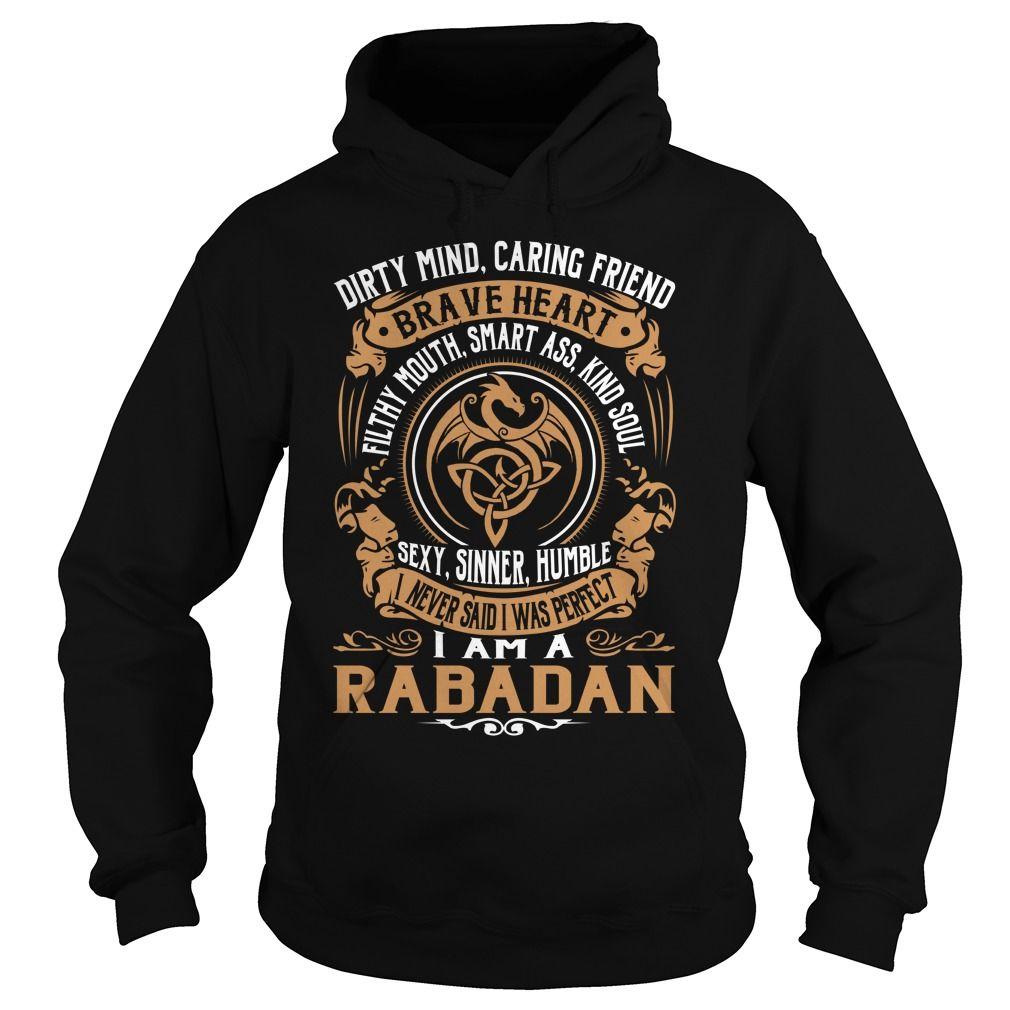 RABADAN Brave Heart Dragon Name Shirts #Rabadan