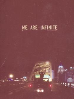 And In That Moment I Swear We Were Infinite The Perks With