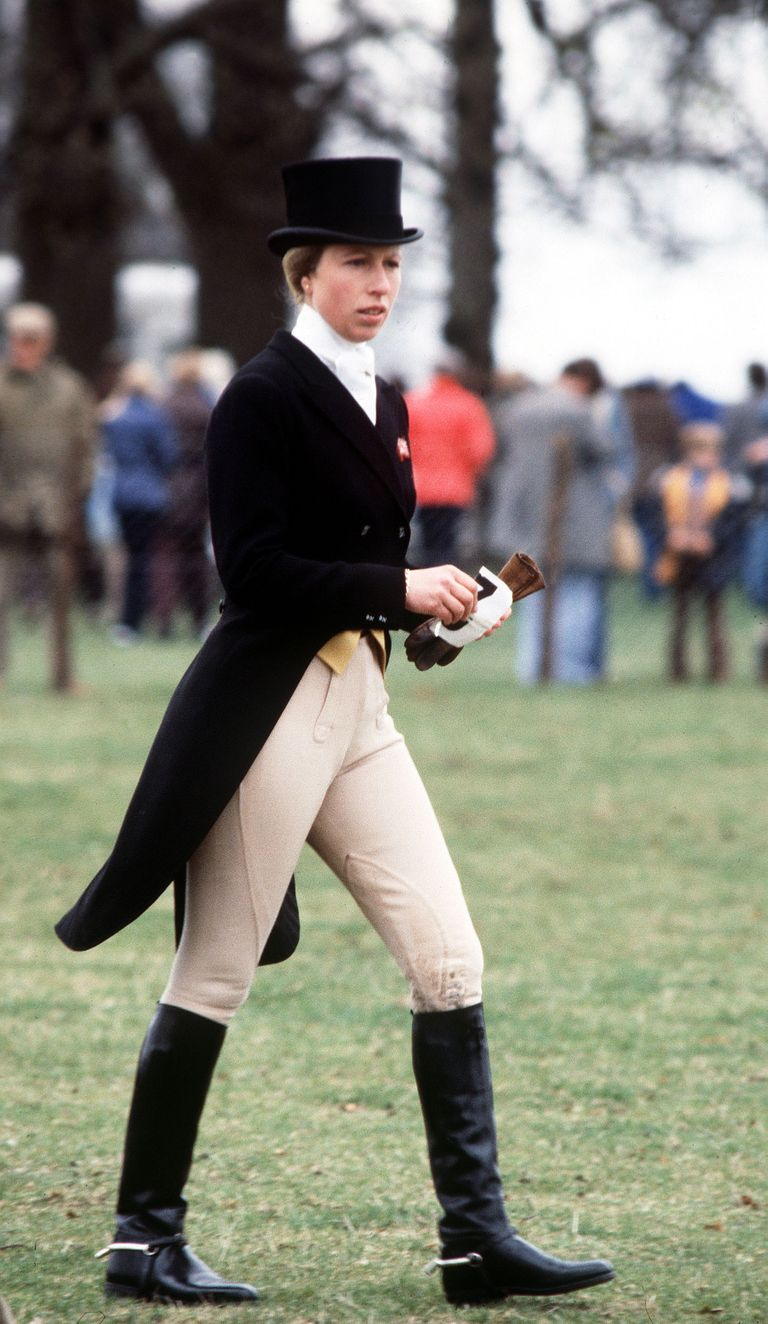 What Princess Anne Really Looked Like in the '60s and '70s