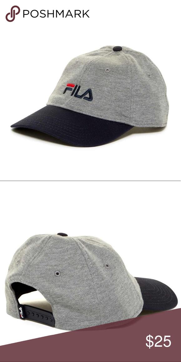 868a1aae FILA dad hat NWT FILA Heritage 6 Panel dad hat Fila Accessories Hats ...