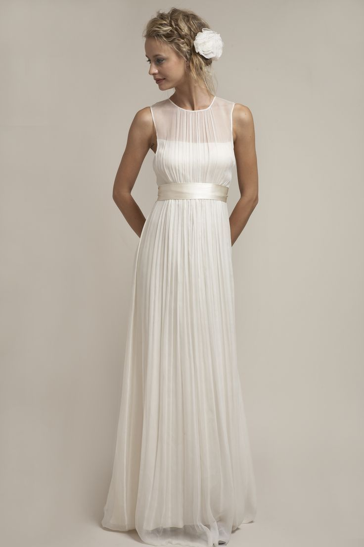Hb elegant alternative wedding dress in weddings
