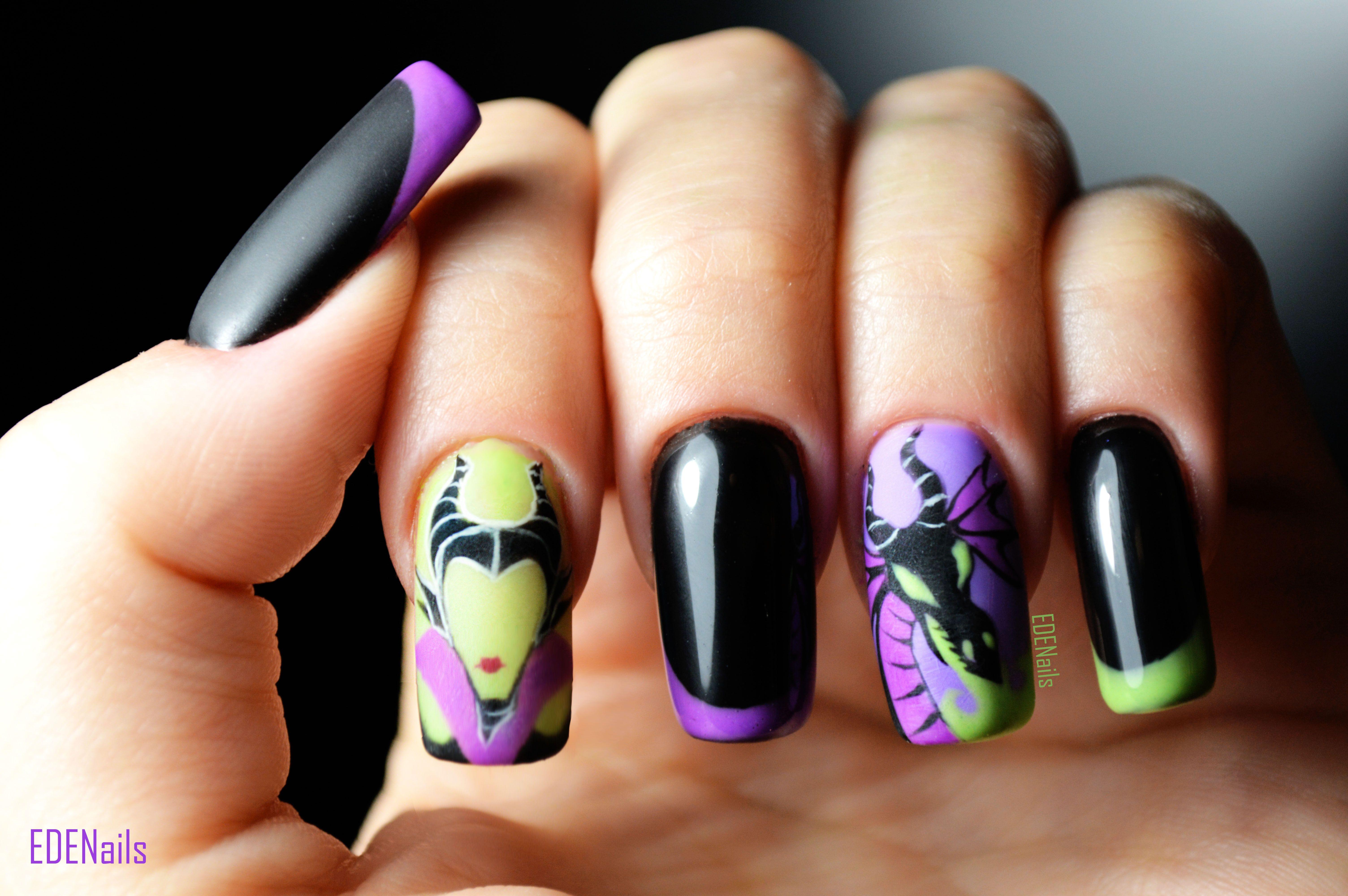 Pin by Melissa Ross on nails | Dragon nails, Acrylic nail ...