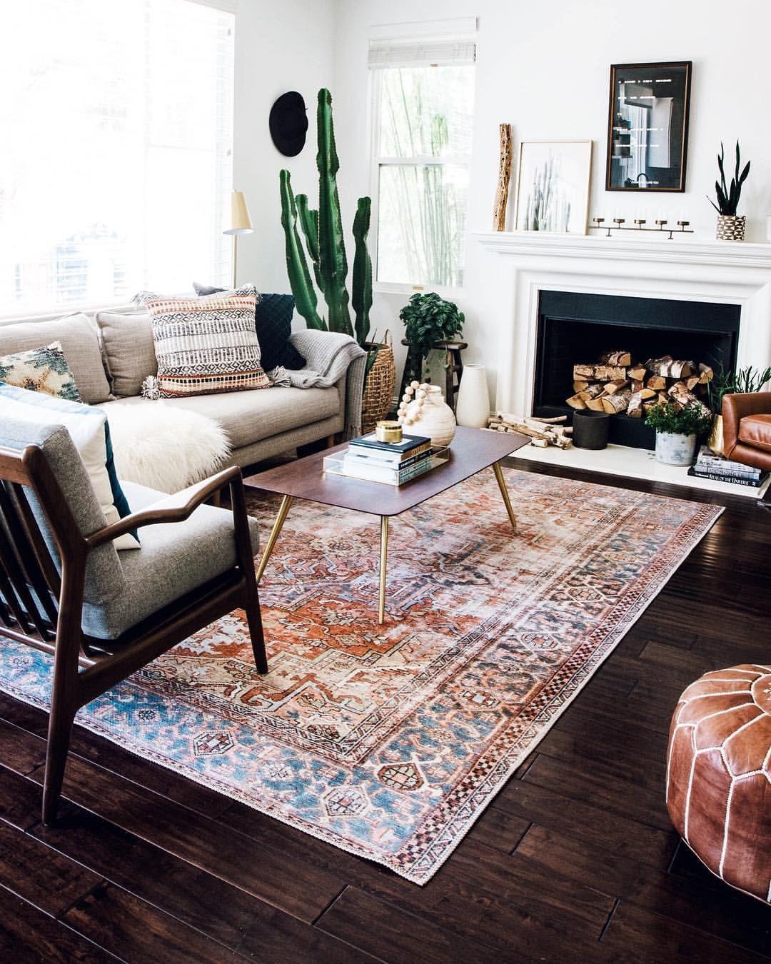 The Best Living Room Rugs Inspiration Interiordesign Rugs Homedecor Decoration Farm House Living Room Sitting Room Design Mid Century Modern Living Room #rug #ideas #for #small #living #room