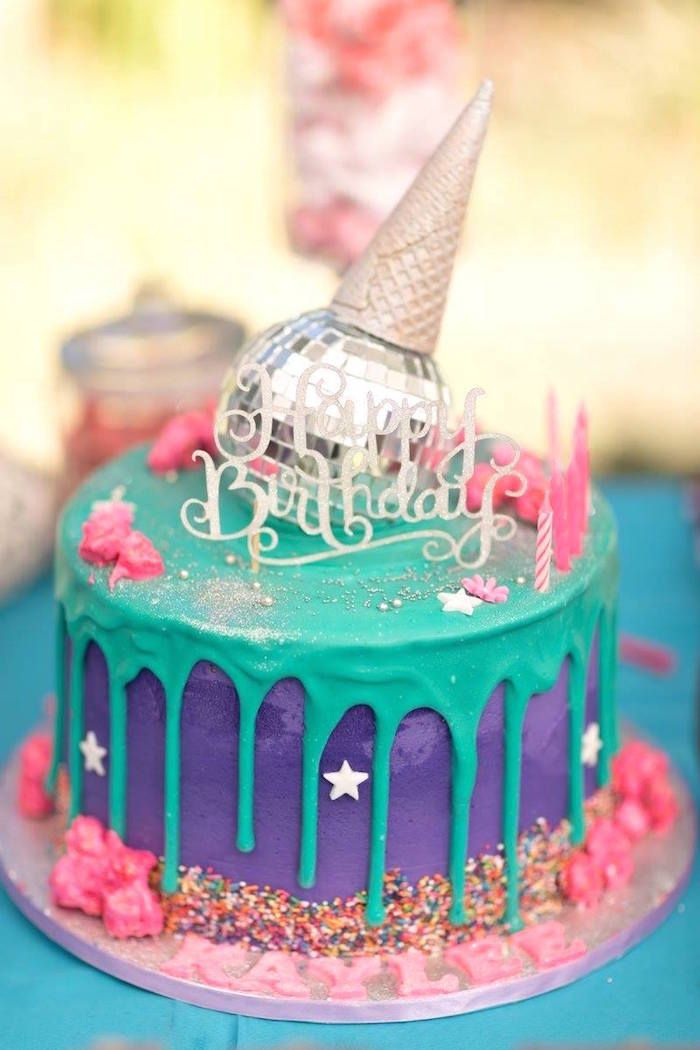 Rock Star Birthday Party | Kara's Party Ideas