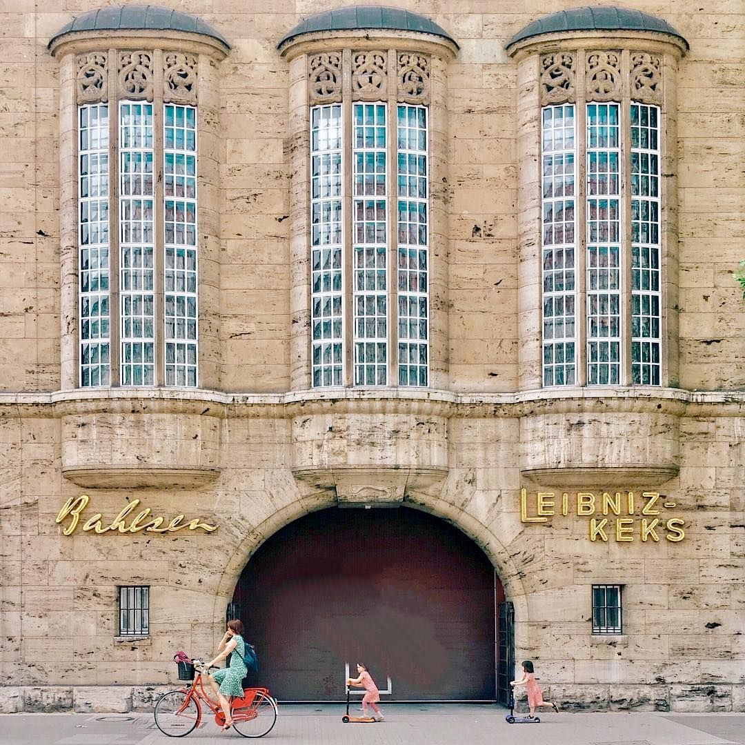 Hannover List Bahlsen Keksfabrik Ride Into The Weekend Like Hannover Architecture Germany