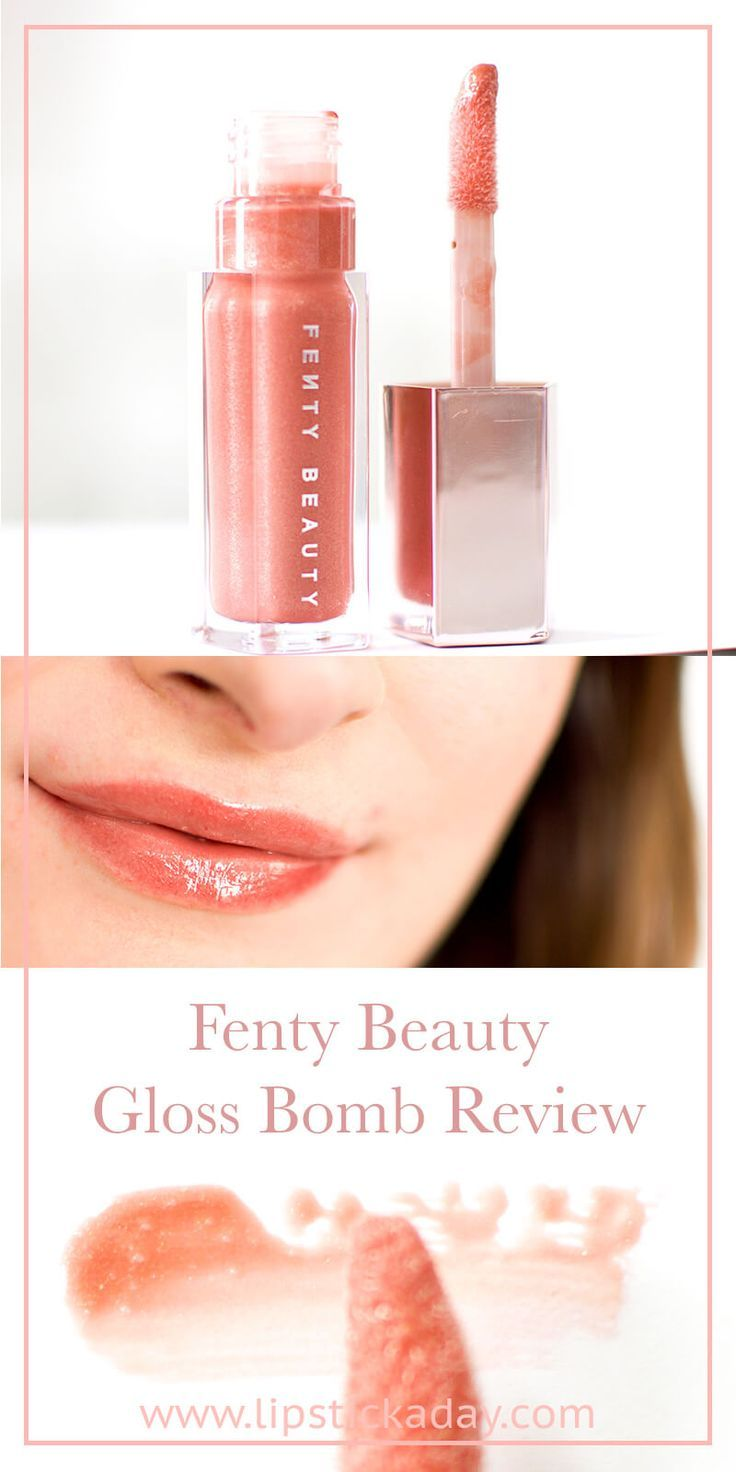 Bomb Baby Mini Lip And Face Set by Fenty Beauty #5