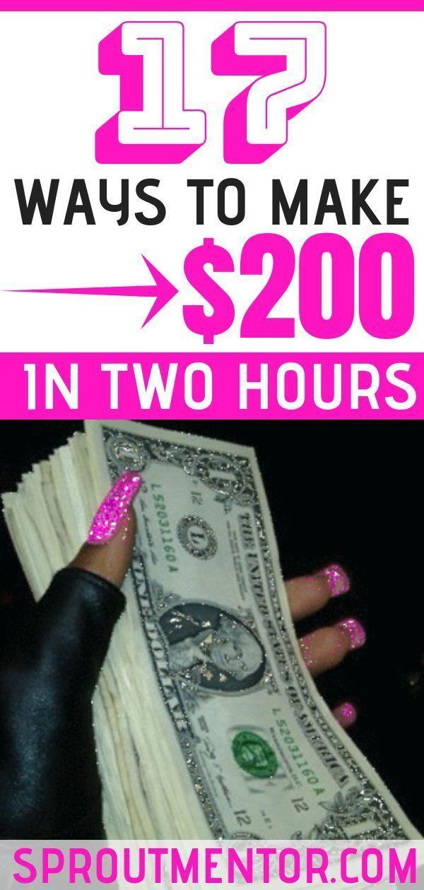 So erhalten Sie jetzt und schnell kostenloses Geld (Top 22 Möglichkeiten)   – Work From Home