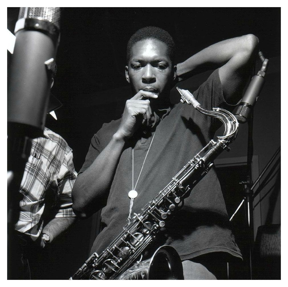 Click the image for more Coltrane music