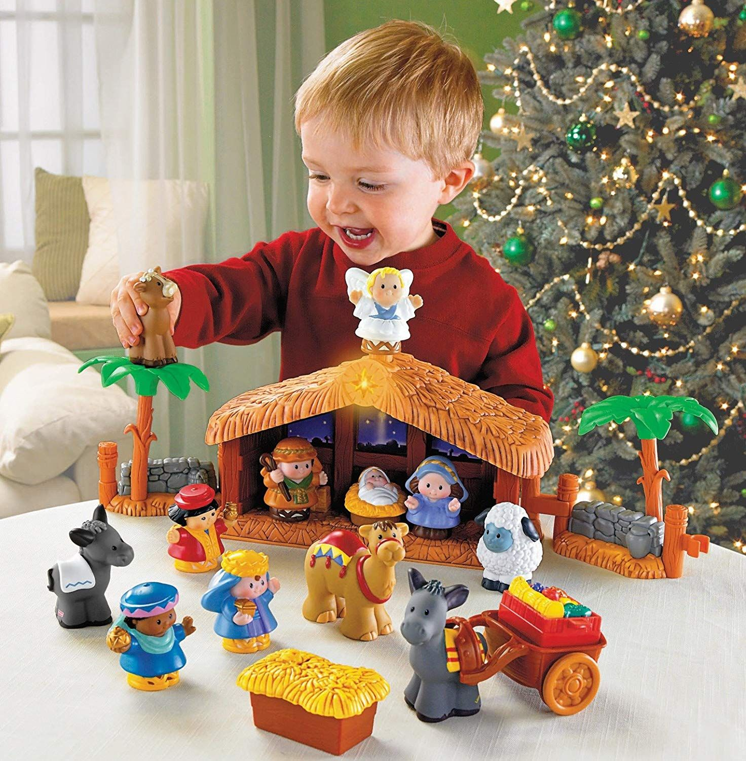 Old People Christmas Gifts: Best Gifts And Toys For 2 Year Old Boys