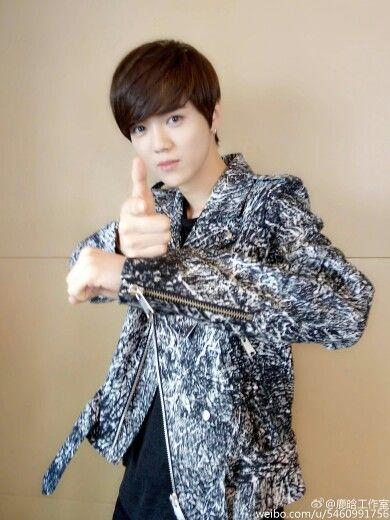 Lu Han    Weibo
