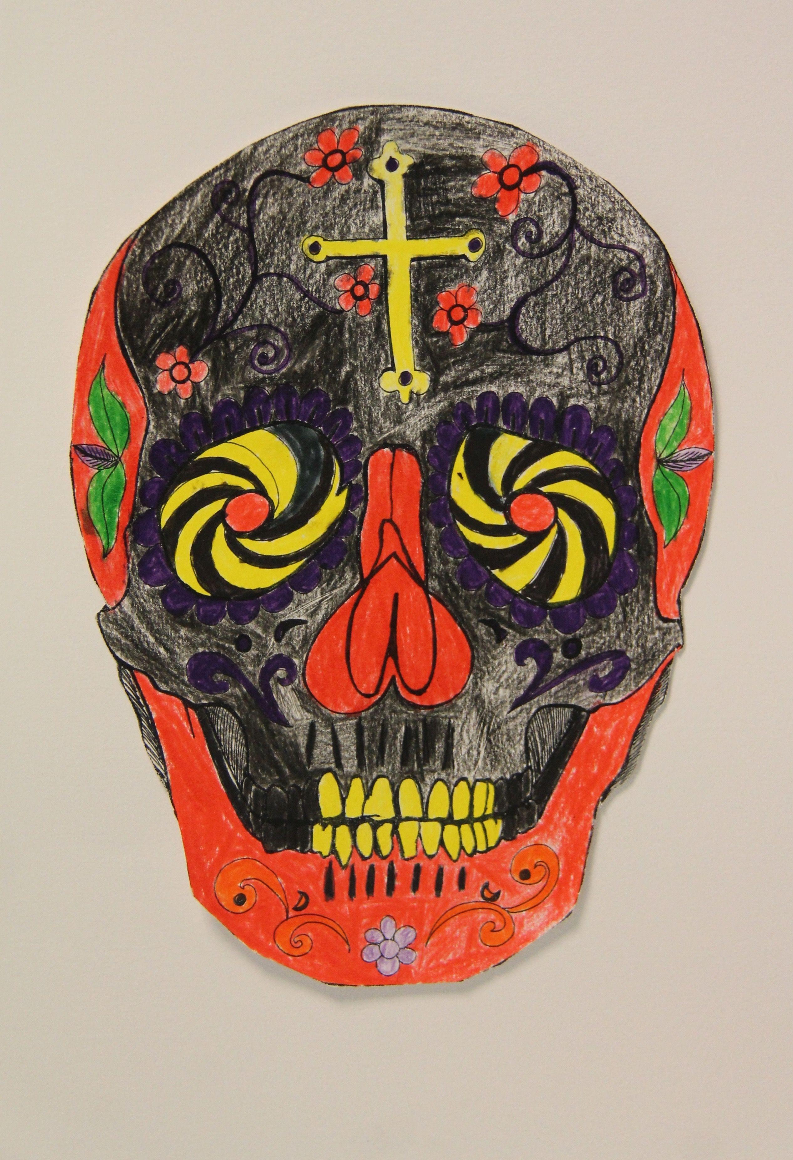 Skull by Louis